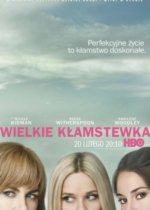 Serial HBO Big Little Lies Wielkie kłamstewka sezon 1 2017