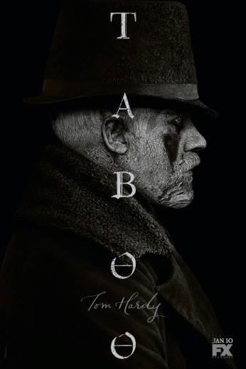 Serial Tabu HBO 2017