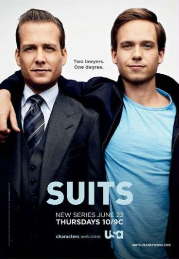 W garniturach, Suits 2017 sezon 7